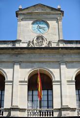 Ayuntamiento de Sevilla, balcón