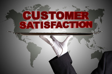 First Class Customer Satisfaction