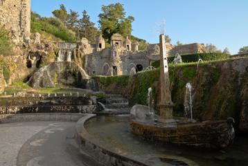 La Rometta a Villa d'Este