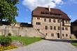 Innenhof Veste Coburg