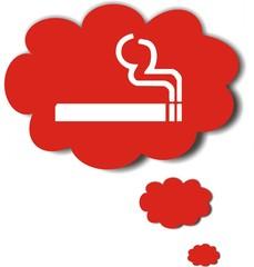 bulle cigarette