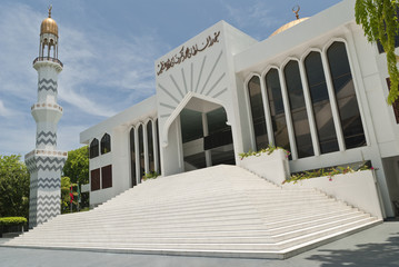 Mosque, Male, Maldive island