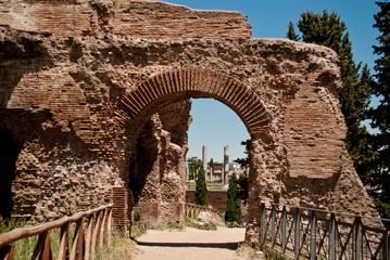 Roman Forum arc