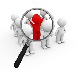 3d small people job search
