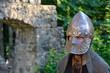 Ritter mit Helm