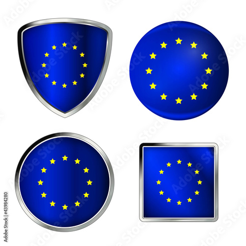 eu flag icon set