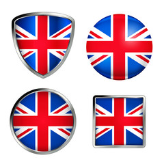 uk flag icon set