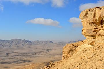 Crater Mahtesh Ramon