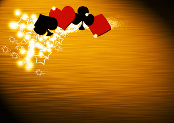 Poker and casino
