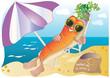carota da spiaggia