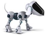 Dog robot