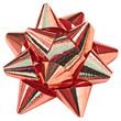 noeud rouge décoration emballage paquet cadeau