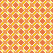 Vector sunny orange seamless pattern background or texture