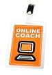 Online Coach - Card