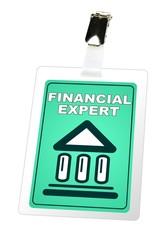 Financial Expert - Card