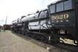 Locomotive in Denver Colorado, Museum