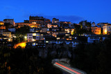Night View of Veliko Tarnovo