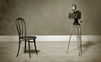 Retro Photo Studio