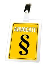 Advocate - Card