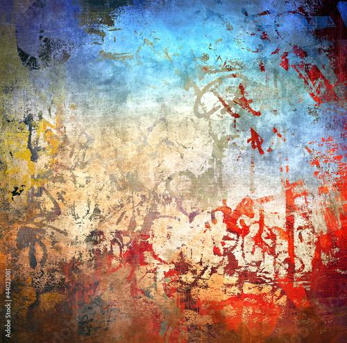 Fototapeten,gequält,graffiti,kunst,künstlerische darstellung