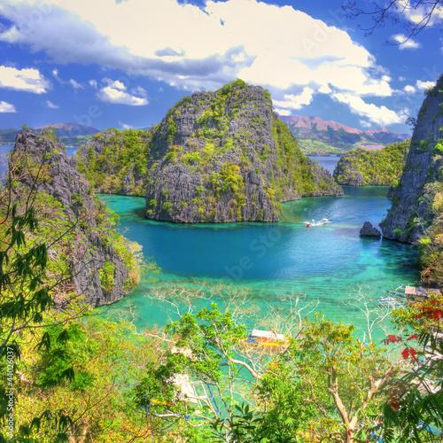 amazing Philippines - Coron island