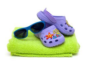 child beach items