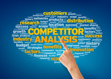 Competitor Analysis poster