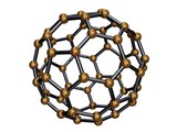 Isolated C60 Fullerene