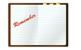 remember notes