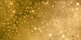 Fototapety weihnachten sterne textur gold