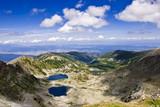Fototapety Musalenski lakes