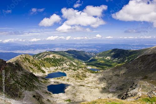 Musalenski lakes