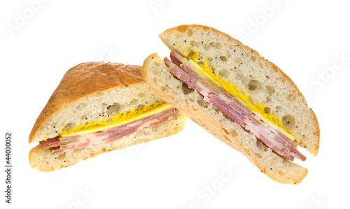 Capicolla Sandwich