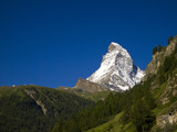 Matterhorn the Switzerland symbol