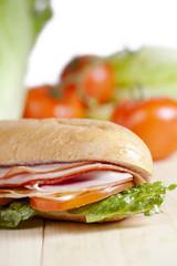sandwich foot long