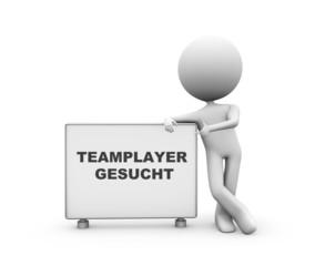 Teamplayer gesucht 1