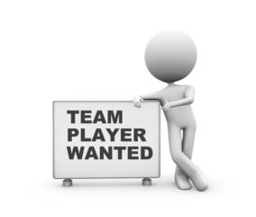Teamplayer gesucht 2