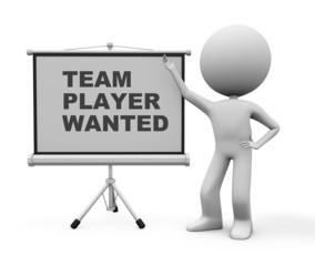 Teamplayer gesucht 5