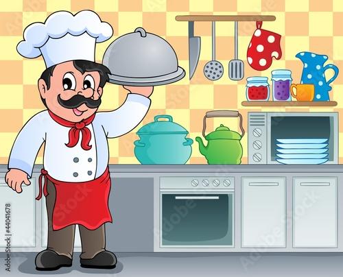 Kitchen theme image 3