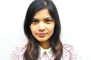 Asian beautiful woman