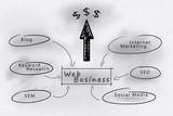 Web business development