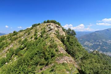 Liguria - monte Manico del Lume