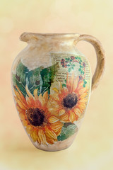 Beautiful jug