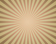 Vintage colored rays background.