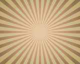 Fototapety Vintage colored rays background.