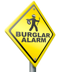 burglar alarm prevention