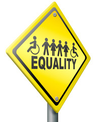 equality equal rights and solidarity