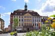 Rathaus in Coburg, Bayern