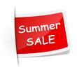 Schild Summer Sale