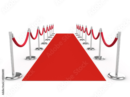 3d Red Carpet VIP